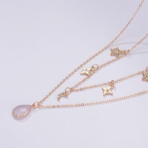 ⭐️ New list! ⭐️ Boho double chain necklace